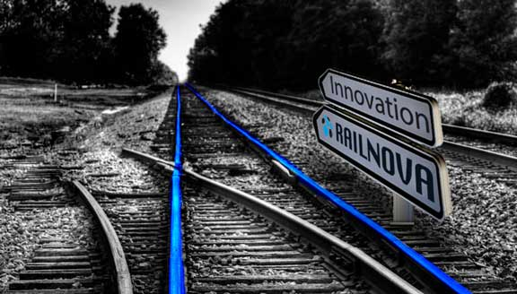 Disruptive innovation in railway