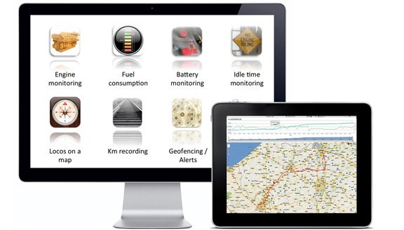 Railnova software easy to deploy
