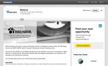 railnova-linkedin-page