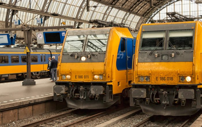 Dutch Railways (NS) deploys first Railnova series on BR186 to bring ERTMS under real-time control