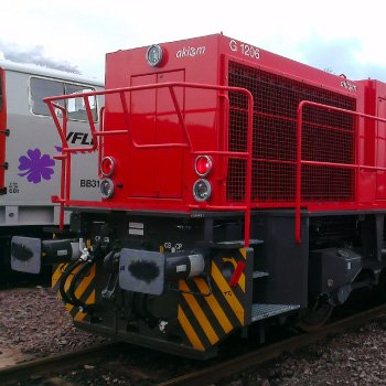 Railnova connects to G1206 Vossloh locomotives