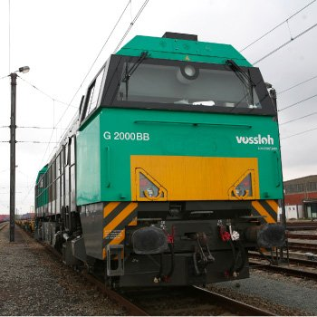 Railnova connects to G2000 Vossloh locomotives