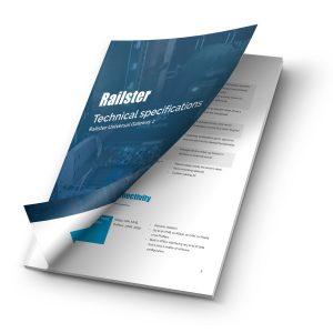 Railnova product overview