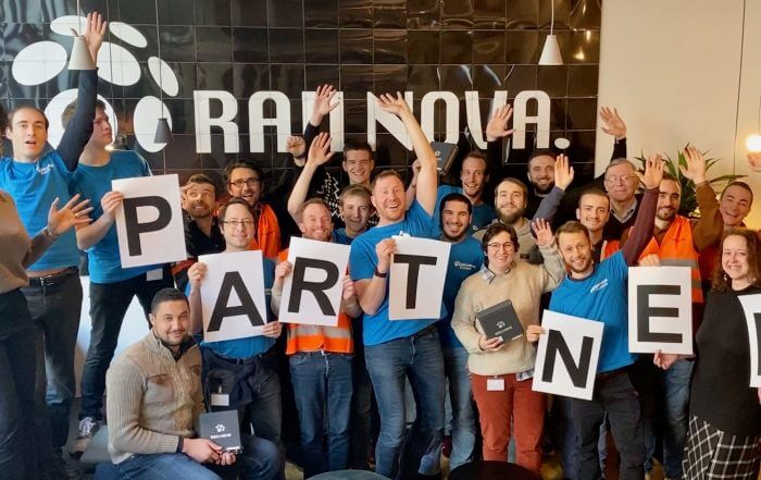 Railnova parternship digital network team