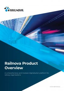 Railnova product overview